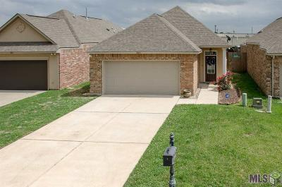 Brusly Single Family Home For Sale: 382 River Mill Dr