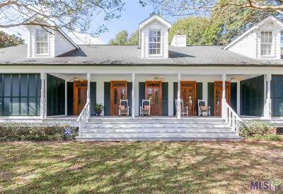 Prairieville Single Family Home For Sale: 18705 Fabacher Dr