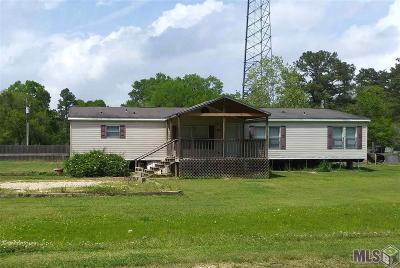 Denham Springs Single Family Home For Sale: 14059 Ledoux Ln