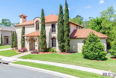 Baton Rouge Single Family Home For Sale: 16443 White Oak Place