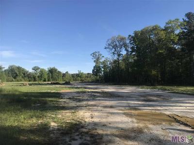 Zachary Residential Lots & Land For Sale: 14365 Peairs Rd