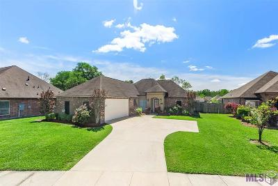 Zachary Single Family Home For Sale: 9550 Arbor Ln