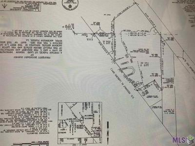 Gonzales Residential Lots & Land For Sale: 14525 Airline Hwy