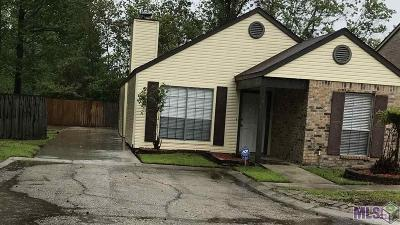 Baton Rouge Single Family Home For Sale: 3464 E Forest Dr