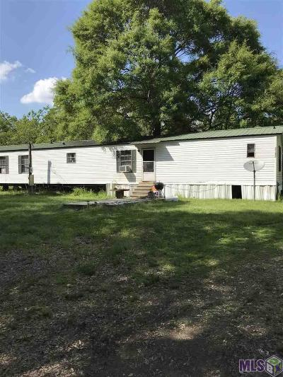 Zachary Single Family Home For Sale: 3143 Vernon Rd