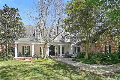 Baton Rouge Single Family Home For Sale: 19615 S Muirfield Cir