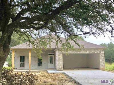 Denham Springs Single Family Home For Sale: B-1-A Langston Dr