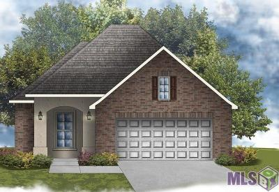 Prairieville Single Family Home For Sale: 42456 Baystone Ave