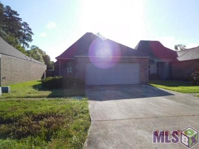 Denham Springs Single Family Home For Sale: 30084 Irene Kennard