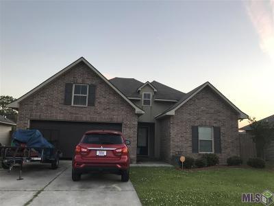 Prairieville Single Family Home For Sale: 42361 Cedarstone Ave