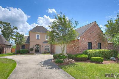 Prairieville Single Family Home For Sale: 36137 Bluff Meadows Dr
