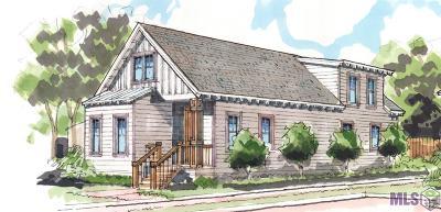 Baton Rouge Single Family Home For Sale: 2403 Hundred Oaks Ave