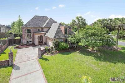 Prairieville Single Family Home For Sale: 36259 Bluffside Ave
