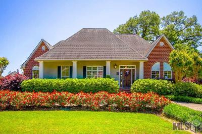Denham Springs Single Family Home For Sale: 6924 Hunters Way