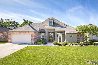 Prairieville Single Family Home For Sale: 38574 Mocking Bird Dr