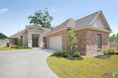 Prairieville Single Family Home For Sale: 37464 Cypress Hollow Ave