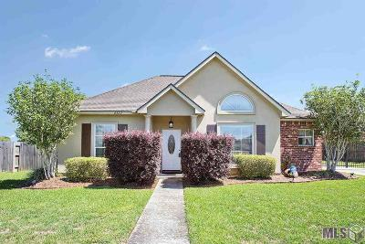 Zachary Single Family Home For Sale: 6322 Woodside Dr