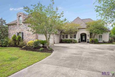 Gonzales Single Family Home For Sale: 40349 Pelican Point Pkwy