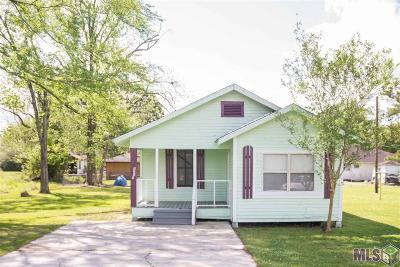 Zachary Single Family Home For Sale: 5220 Avenue A