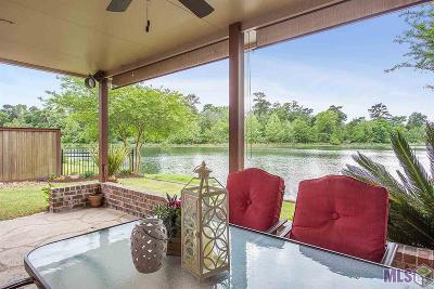 Denham Springs Single Family Home For Sale: 9963 Powell Ln
