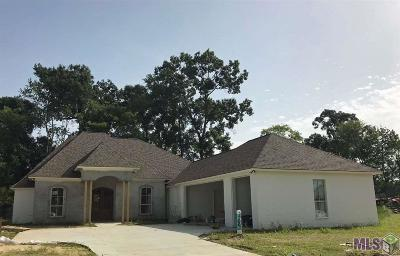 Prairieville Single Family Home For Sale: 37534 Cypress Hollow Ave