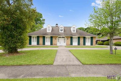Baton Rouge Single Family Home For Sale: 1560 Tara Blvd