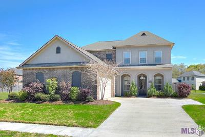 Baton Rouge Single Family Home For Sale: 2347 Morningbrook Dr