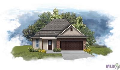 Denham Springs Single Family Home For Sale: 23137 Arcwood Dr