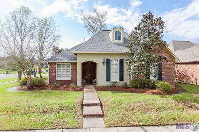 Prairieville Single Family Home For Sale: 37255 Mindy Way Ave