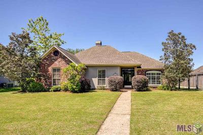Prairieville Single Family Home For Sale: 36416 Manchac Crossing Ave