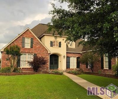 Prairieville Single Family Home For Sale: 18178 Manchac Place Dr