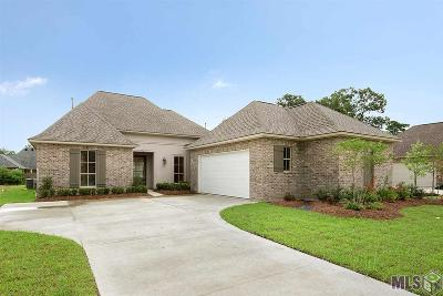 Prairieville Single Family Home For Sale: 37512 Cypress Hollow Ave
