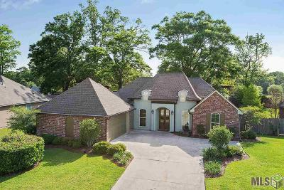 Denham Springs Single Family Home For Sale: 19910 Stone Hill Dr