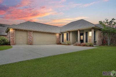 Denham Springs Single Family Home For Sale: 10226 Indian Creek Dr