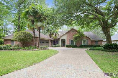 Baton Rouge Single Family Home For Sale: 5832 N Shore Dr