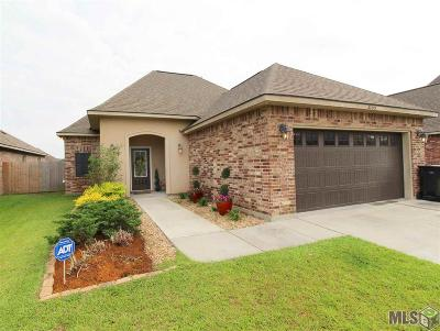 Prairieville Single Family Home For Sale: 37275 Brigantines Ave