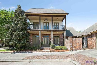 Baton Rouge Single Family Home For Sale: 3809 Blakeridge Ave