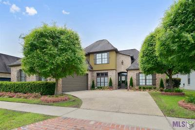 Baton Rouge Single Family Home For Sale: 132 W Greens Dr