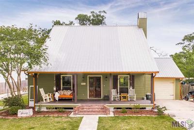 Prairieville Single Family Home For Sale: 42066 Wild Willow Ln