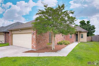 Baton Rouge Single Family Home For Sale: 9051 Eastlake Ave