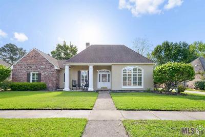 Baton Rouge Single Family Home For Sale: 8621 Rainwood Ave