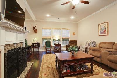 Prairieville Single Family Home For Sale: 16574 Long Lake Dr