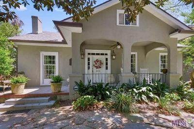 Baton Rouge Single Family Home For Sale: 220 Delgado Dr