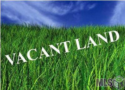 Denham Springs Residential Lots & Land For Sale: A-1-A Langston Dr