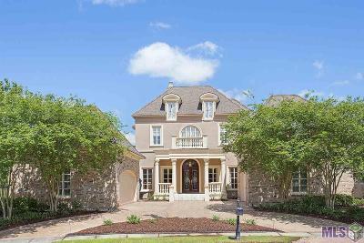 Baton Rouge Single Family Home For Sale: 18911 Santa Maria Dr