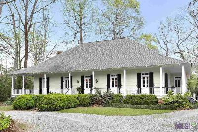 Baton Rouge Single Family Home For Sale: 4522 Lake Point Ave