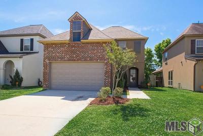 Prairieville Single Family Home For Sale: 36313 Cedarwood Dr