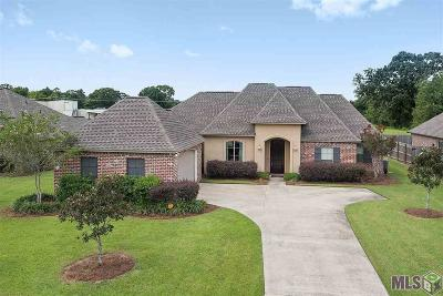 Prairieville Single Family Home For Sale: 38555 Redtail Dr