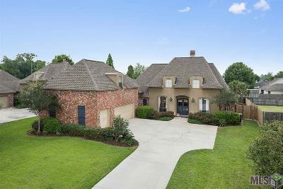 Prairieville Single Family Home For Sale: 39328 Lakeland Ave