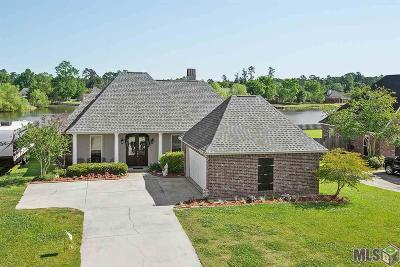Denham Springs Single Family Home For Sale: 8057 Fitzgerald Dr